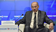 Министр курортов и туризма Республики Крым Сергей Стрельбицкий