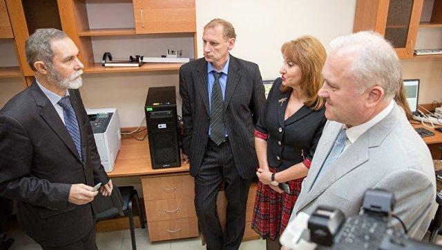 Открытие Центра коллективного пользования Экспериментальная физиология и биофизика в КФУ