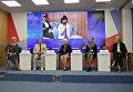 """Пресс-конференция """"Крым глазами американских граждан: ожидания и реальность"""""""