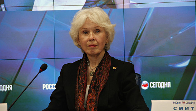 Руководитель делегации из США, президент американского Центра гражданских инициатив Шэрон Тэннисон