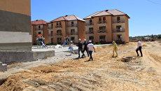 Комплекс Итальянская деревня в Крыму на Западном берегу Крыма
