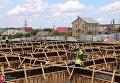 Строительство в рамках ФЦП детского сада в пгт Новофедоровка