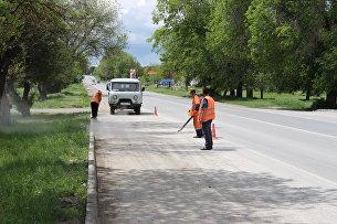 Трасса Симферополь-Керчь