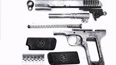Оружие, изъятое у 29-летнего крымчанина