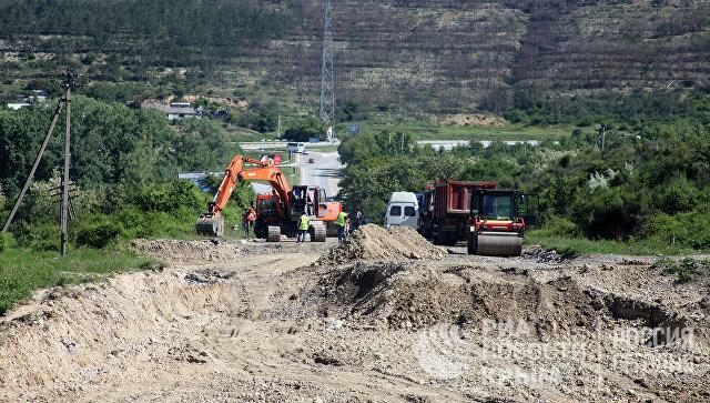 Ремонт дороги Севастополь-Симферополь обойдётся в100 млн руб.
