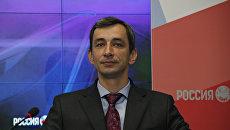 Руководитель Управления Федеральной антимонопольной службы по Республике Крым и Севастополю Тимофей Кураев