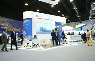 Крымский стенд на Питерском международном экономическом форуме-2017