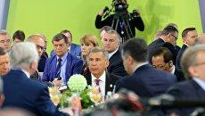 Глава Крыма Сергей Аксенов в составе крымской делегации принимает участие в XXI ПМЭФ