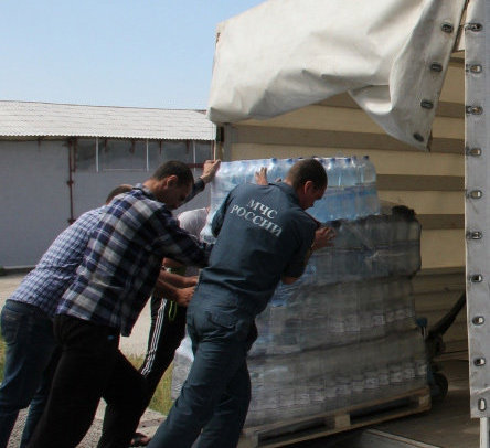 Подтопленцы Ставрополья получат гуманитарную помощь изКрыма