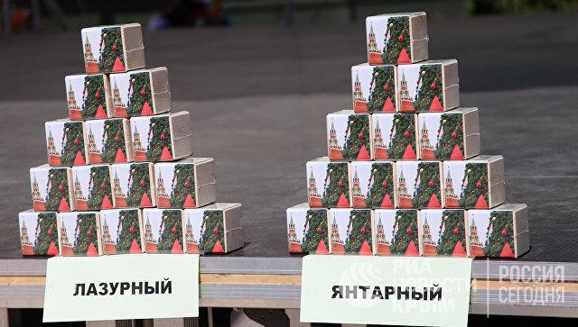 Старт всероссийского волонтерского экомарафона 360 минут в МДЦ Артек