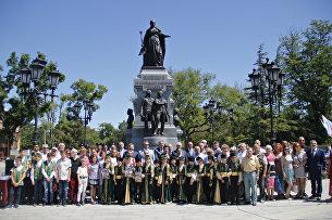 В Симферополе завершился автопробег Большая крымская экспедиция-2017