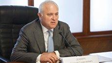 Ректор КФУ им. В.И. Вернадского Сергей Донич