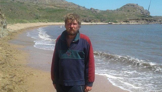 Сотрудники Пограничного УФСБ РФ по РК задержали мужчину, который вплавь добрался до Краснодарского края