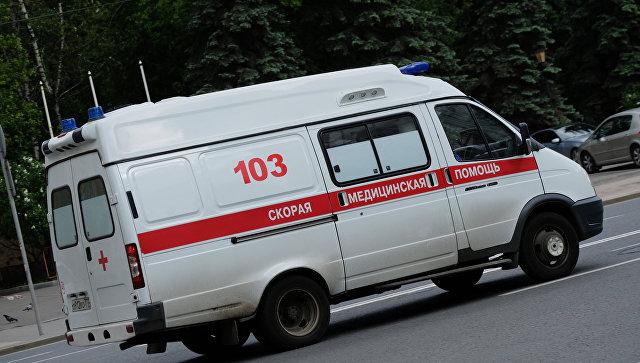 Крымчанин избил водителя «скорой» назаправке
