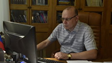 Директор Центрального музея Тавриды Андрей Мальгин