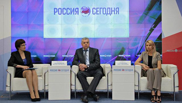 Пресс-конференция Изменения в федеральном законодательстве о выборах, обеспечивающие реализацию активного избирательного права граждан