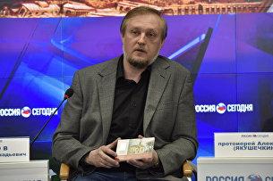 Заместитель директора Древлехранилища (музея) памяти семьи императора Николая II, кандидат исторических наук Константин Капков