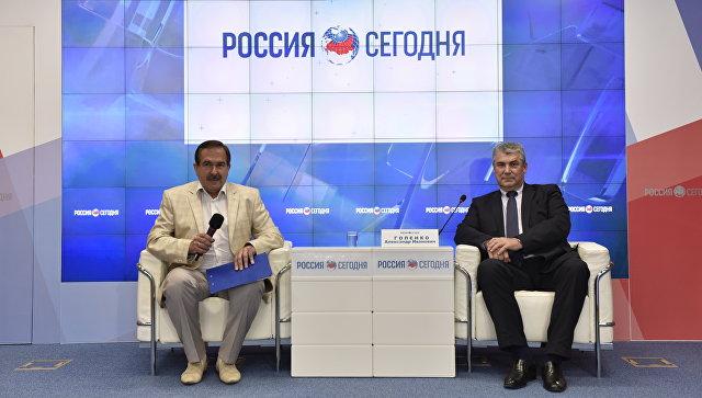 Пресс-конференция министра здравоохранения РК Александра Голенко, приуроченная ко Дню медицинского работника