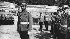 Семья Николая II в Ливадии. Уникальные кинокадры