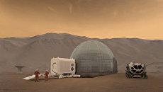 Проект возможной жизни на Марсе