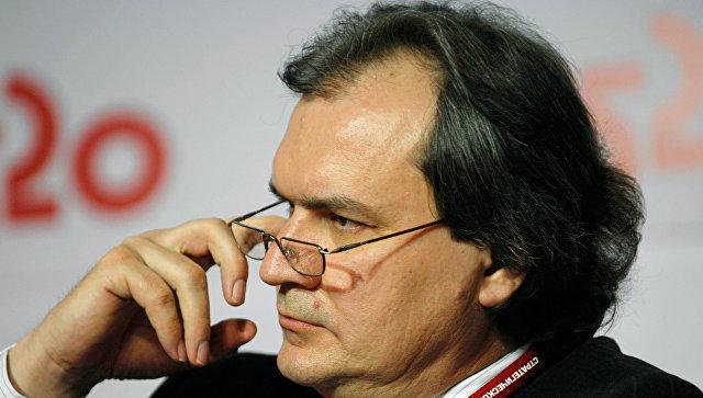 Валерий Фадеев. Архивное фото