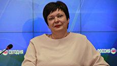 Министр образования, науки и молодежи РК Наталья Гончарова