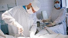 Хирурги-онкологи. Архивное фото