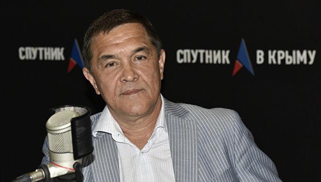 Главный редактор сайта Украина.ру Искандер Хисамов