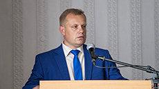 Председатель Керченского горсовета Николай Гусаков