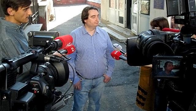 Редактор украинского издания Страна.ua Игорь Гужва