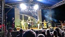 Рок-фестиваль Боспорские врата в Керчи