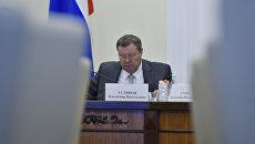 Полномочный представитель президента РФ в Южном федеральном округе Владимир Устинов