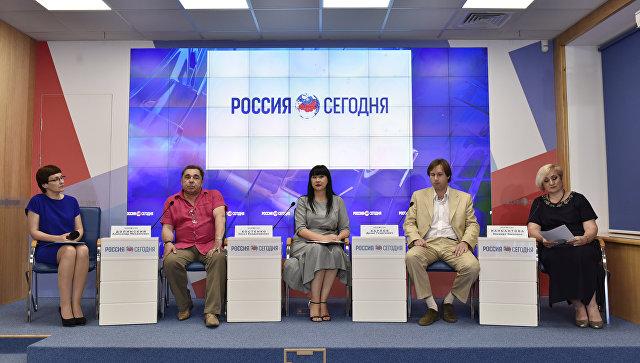 Пресс-конференция Музыкальный курортный сезон в Крыму