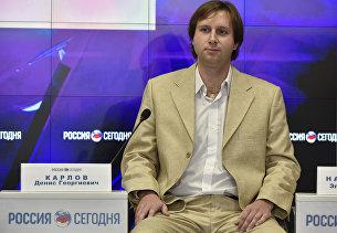 Художественный руководитель и главный дирижер Камерного оркестра Крымской государственной филармонии Денис Карлов