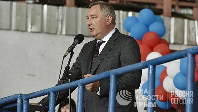 Рогозин: Темп роста производства вВПК Крыма— 124%