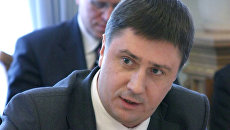 Лидер парламентской фракции НУНС Вячеслав Кириленко