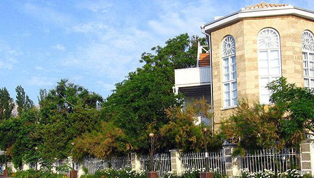 Дом-музей М.А. Волошина в Коктебеле