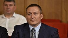 Вадим Белик на заседании сессии Госсовета РК. 7 июля 2017
