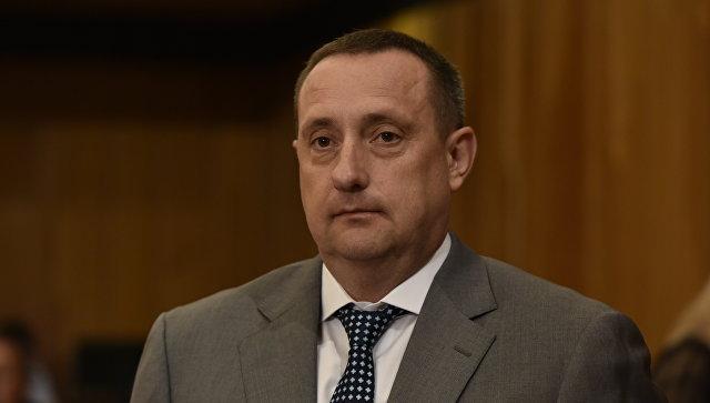 Владимир Серов на заседании сессии Госсовета РК. 7 июля 2017