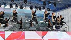 Фестиваль Присягая России: Башкортостан и Крым в панораме веков в Белогорске