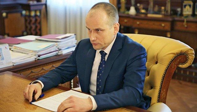 Министр транспорта Республики Крым Анатолий Волков