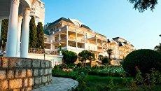 Территория курорта Palmira Palace