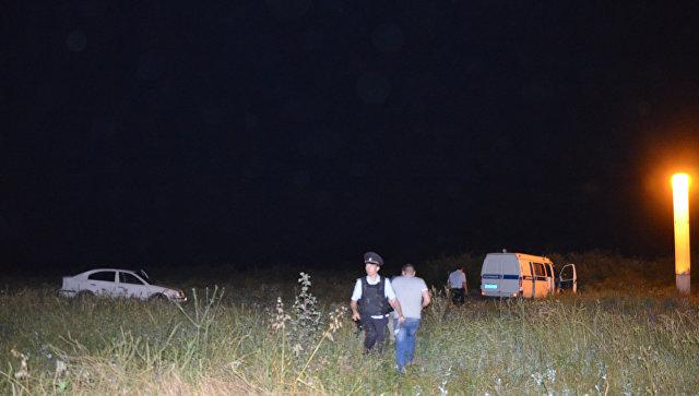 Под Симферополем полицейские пресекли разграбление захоронения жертв фашизма