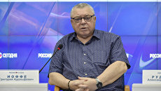 Председатель Общественной палаты Крыма Григорий Иоффе