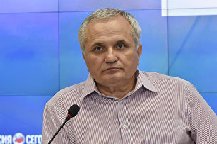 Член Общественной палаты России от Крыма Иван Абажер