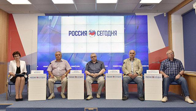Пресс-конференция на тему: Начало работы второго состава Общественной палаты Республики Крым