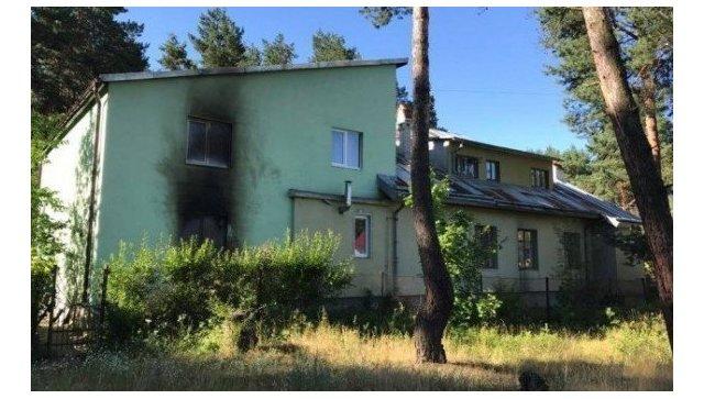 Женский монастырь в селе Брюховичи Львовской области