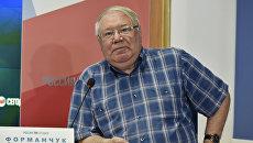 Заместитель председателя Общественной палаты Крыма Александр Форманчук