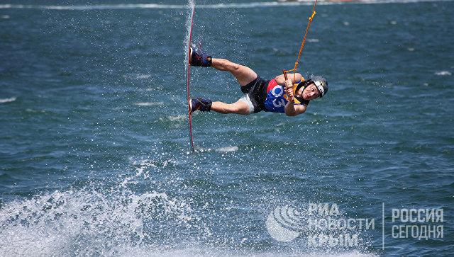 В Севастополе проходит фестиваль экстремальных видов спорта «X-fest»