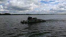 23 июля Керченский пролив будут форсировать два БРДМ-2